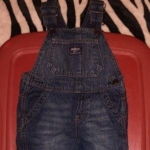 OshKosh B'gosh boys overalls